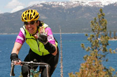 America's Most Beautiful Bike Ride Lake Tahoe
